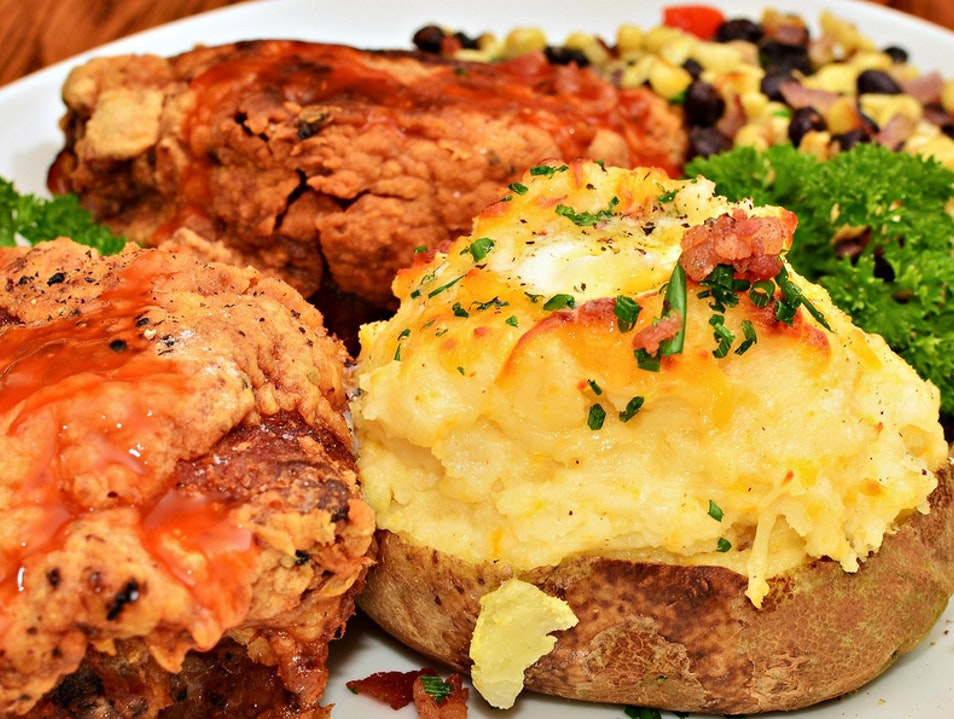 Fine-Dining Afro-Creole Style in New Orleans  New Orleans Louisiana United States