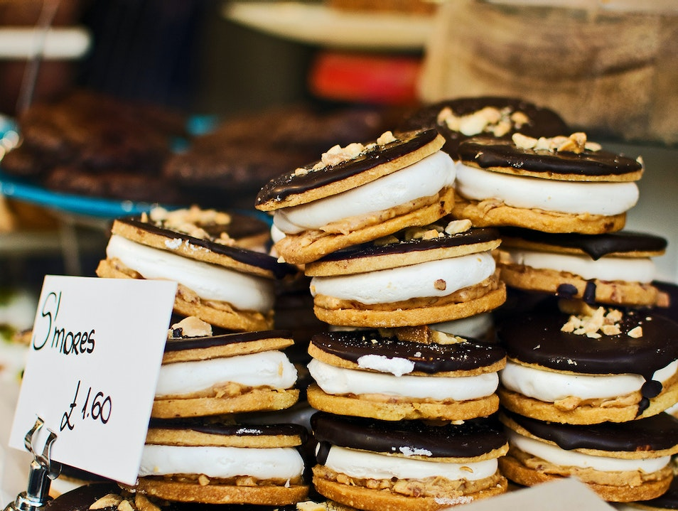 Splurge on Sweets at Ottolenghi