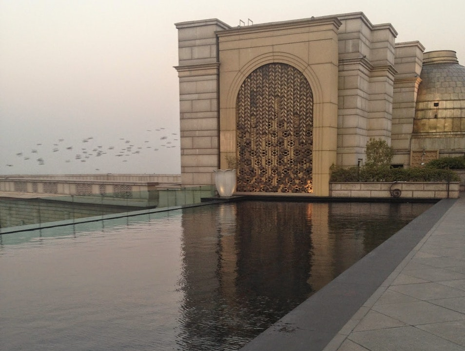 A Palace Like No Other New Delhi  India