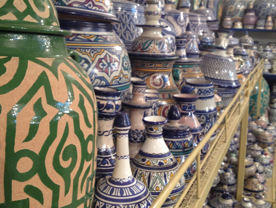 No Stress Buying in Fes  Fes  Morocco