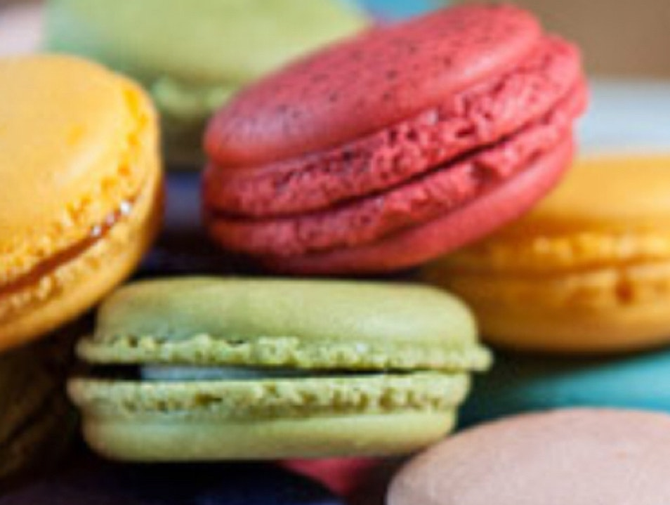 The best Macarons in Chi-town