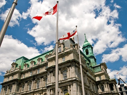Montreal City Hall Montreal  Canada