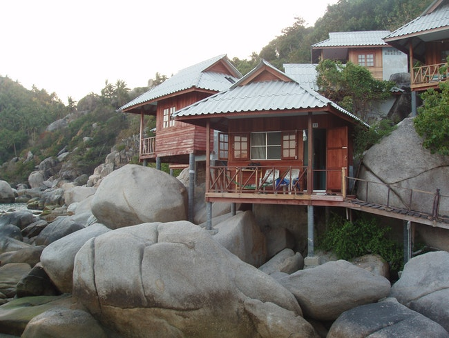 Beach bungalows - great location!
