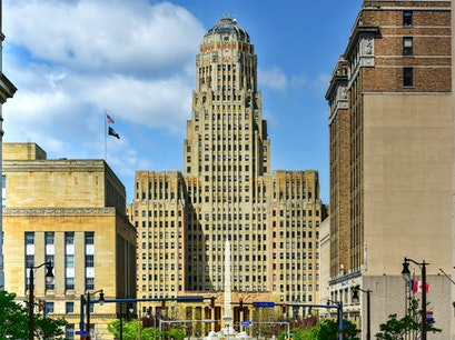 Buffalo City Hall Buffalo New York United States