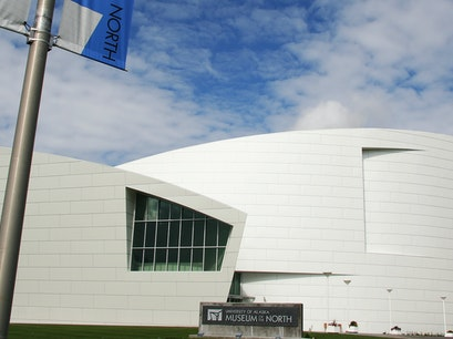 University of Alaska Museum of the North Fairbanks Alaska United States