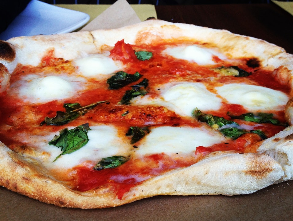 The Best Neapolitan Pizza Outside Italy? Napa California United States