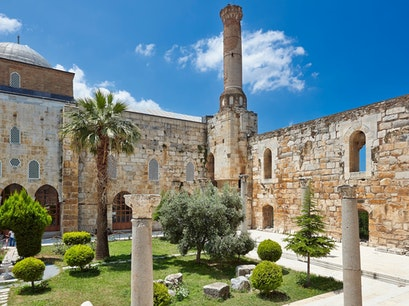 İsa Bey Mosque Selçuk  Turkey
