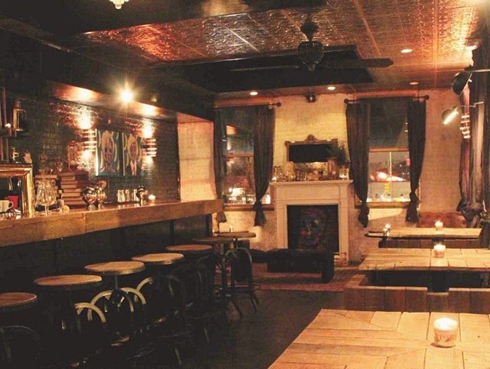 A boozy Hideout for the scientist in all of us New York New York United States