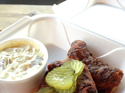 Pepperfire Hot Chicken Nashville Tennessee United States