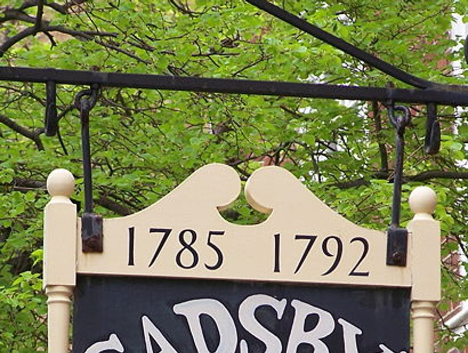 Gadsby's Tavern Museum Alexandria Virginia United States