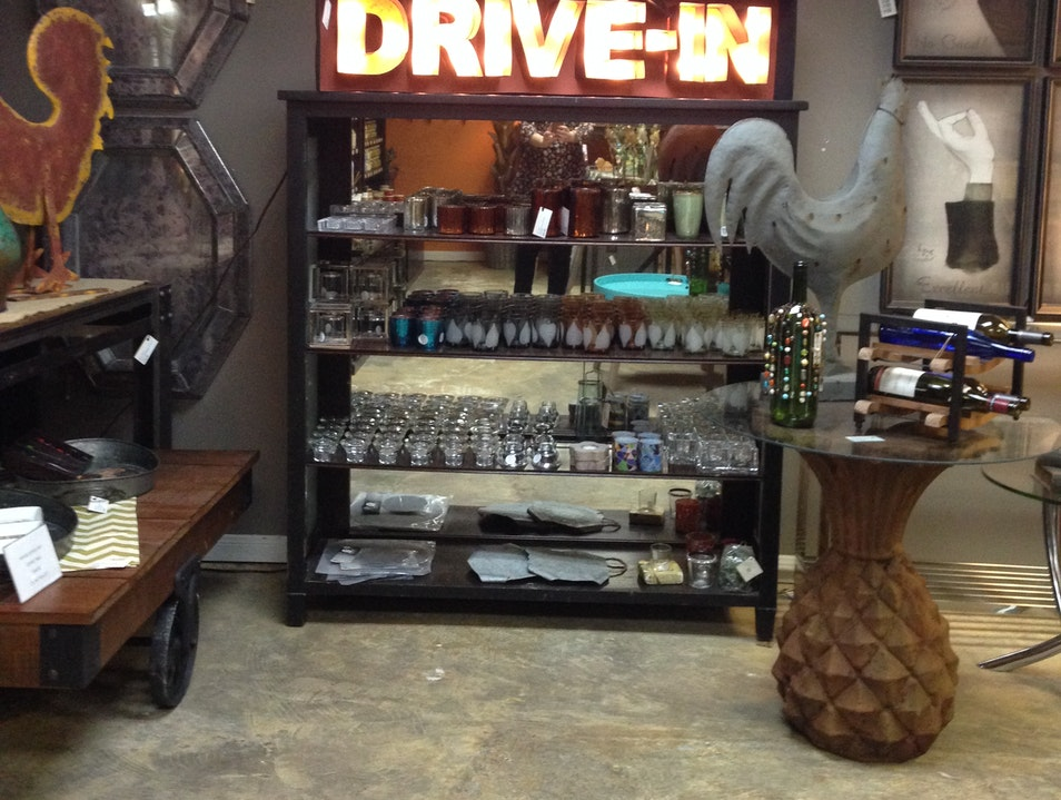 Fun Home Decor and Gifts in the Heights Houston Texas United States