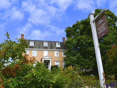 Sargent House Museum Gloucester Massachusetts United States