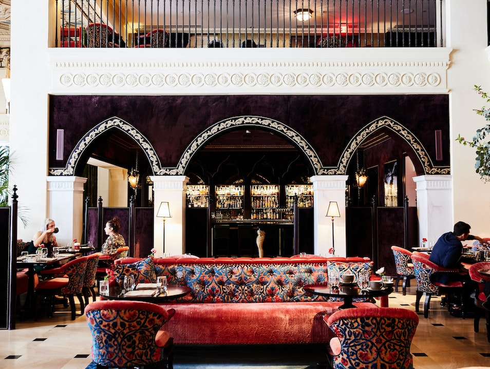 The NoMad Hotel Los Angeles Los Angeles California United States