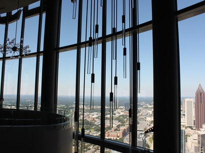The Sun Dial Restaurant Bar & View Atlanta Georgia United States