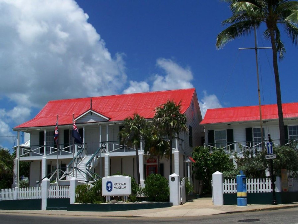 Cayman Islands National Museum George Town  Cayman Islands