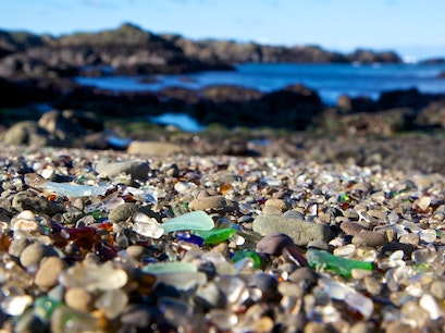 Glass Beach Fort Bragg Fort Bragg California United States