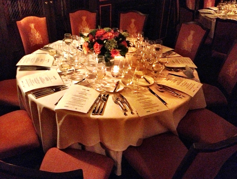 Dining at the James Beard Home with Evenings AFAR New York New York United States