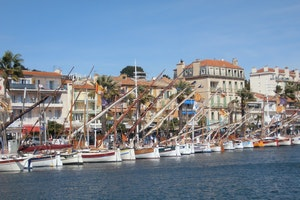The Shopping in Bandol