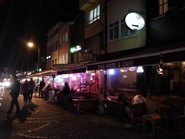 Laid-Back Late Nights in Sultanahmet