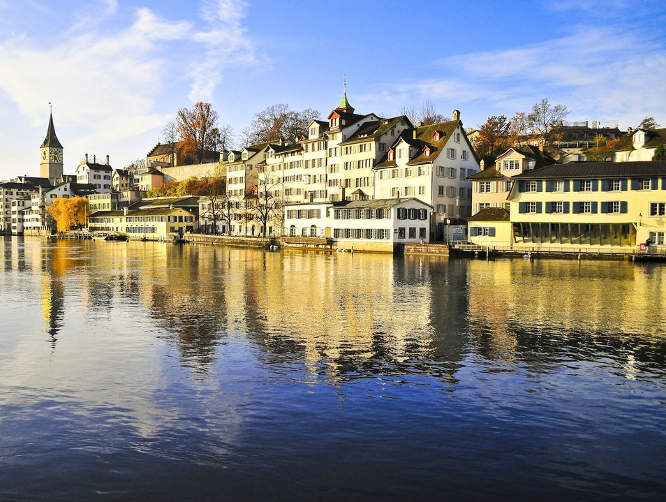 New Culture in Zurich's Old Town