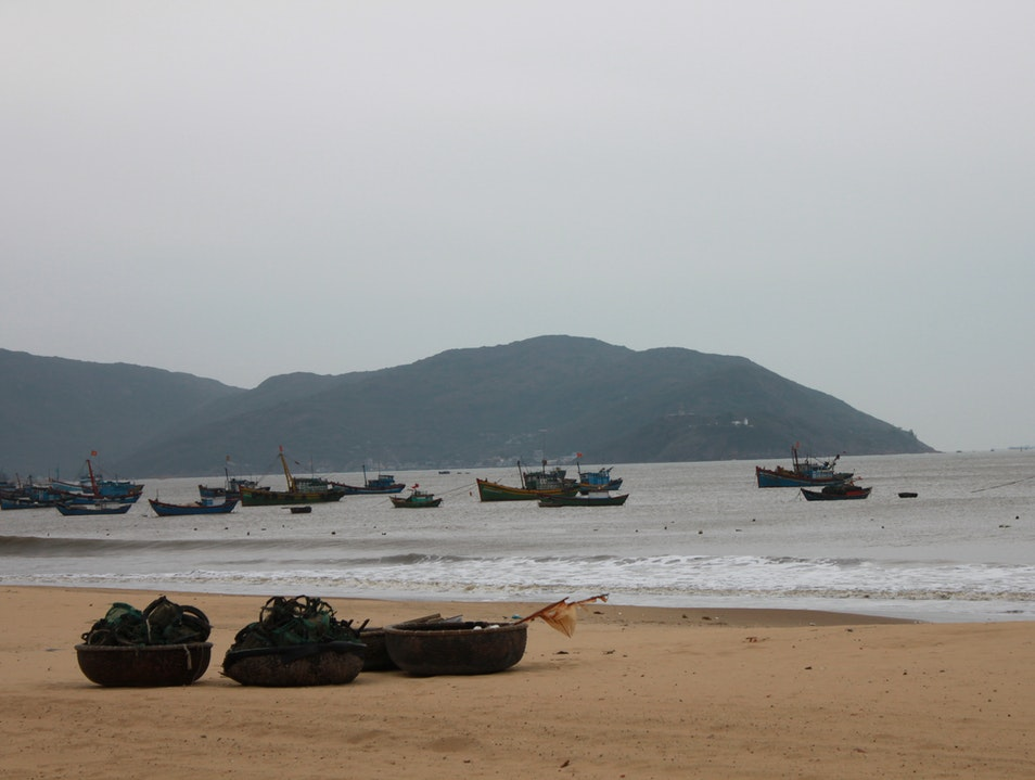 Two Brothers Motorbike from Hanoi to Ho Chi Minh City: Part Five The Break Down Qui Nhon  Vietnam