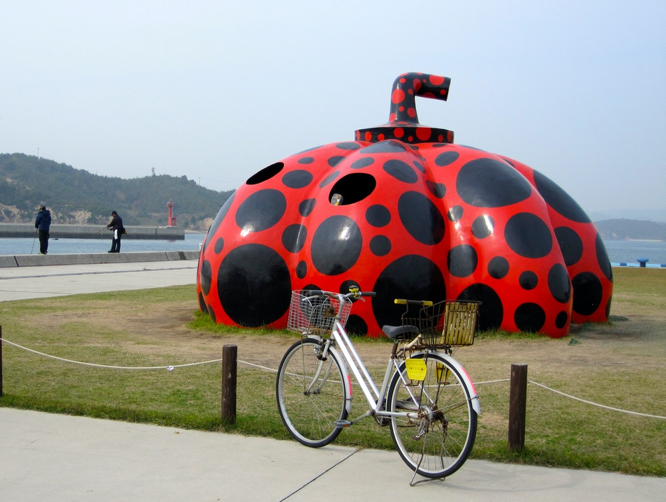 Naoshima  - The Art Island Naoshima  Japan