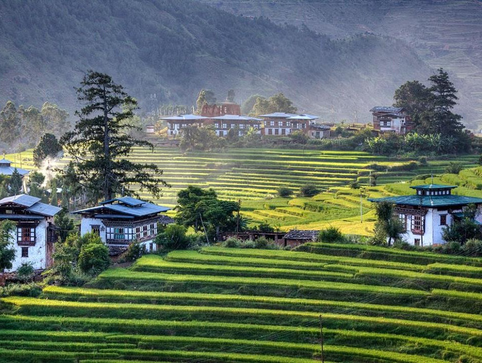 Visit Bhutan to Experience the Great Himalayan Holiday