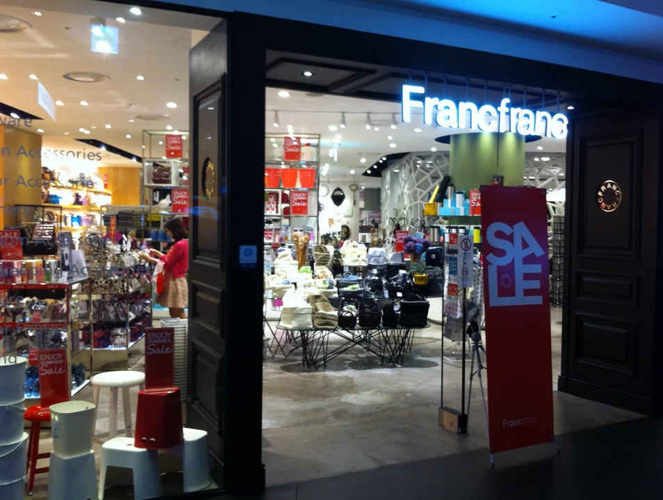 Home Sweet Home: Shopping at Francfranc