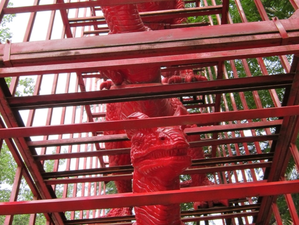Red Cage Beijing  China
