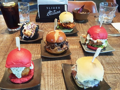 Slider Station Dubai  United Arab Emirates