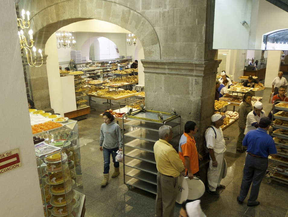 Visit Mexico City's Palace of Pastries
