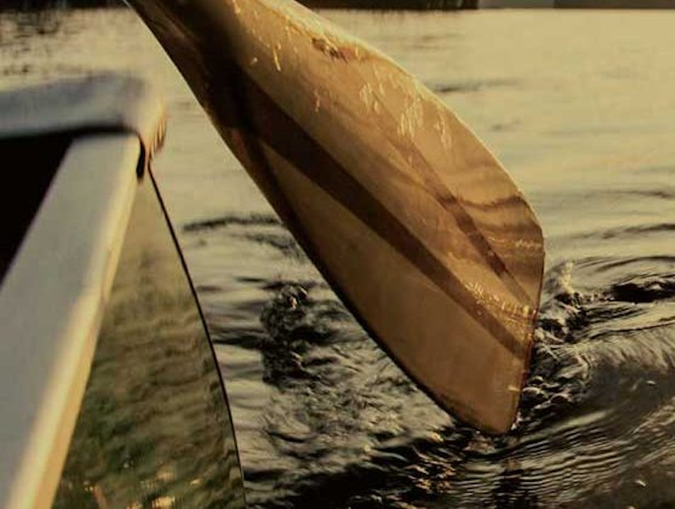 How To Build A Wooden Canoe New York New York United States