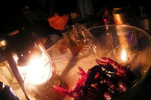 Crawfish Season in Stockholm