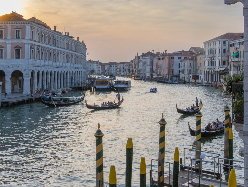 The Best Hotel View in Venice