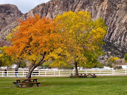 Spring Mountain Ranch State Park Las Vegas Nevada United States