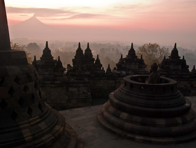 Stay: Borobudur Sunrise