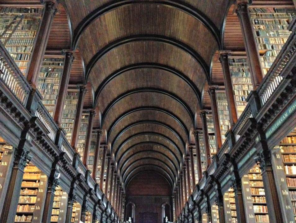 The Book of Kells: Turning Darkness Into Light   Ireland