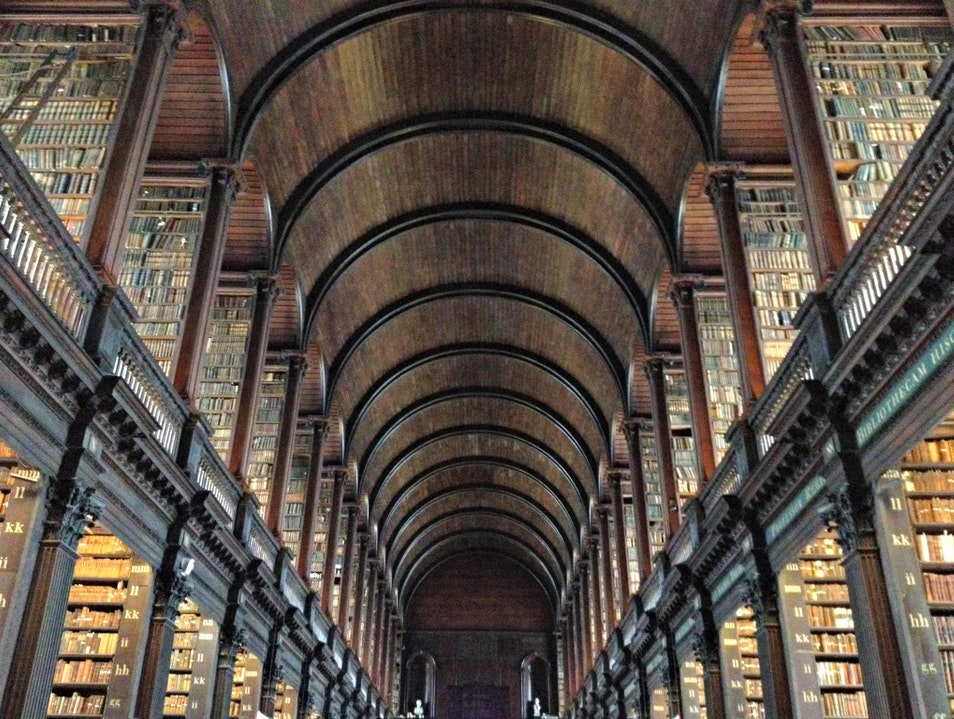 The Book of Kells: Turning Darkness Into Light
