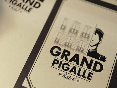 Grand Pigalle Hotel  Paris  France