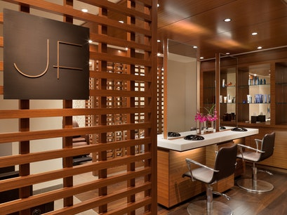 Julien Farel Salon at Langham Place, New York, Fifth Avenue New York New York United States