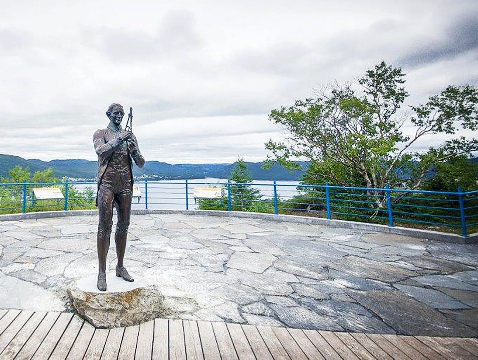 Captain James Cook National Historic Site  Corner Brook  Canada