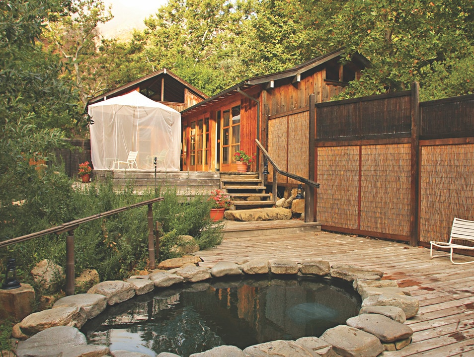 A Zen Retreat in the Big Sur Mountains Greenfield California United States