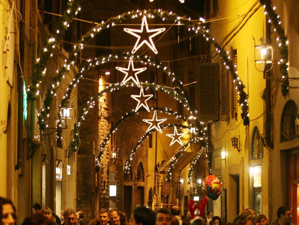 Christmas in Florence Florence  Italy