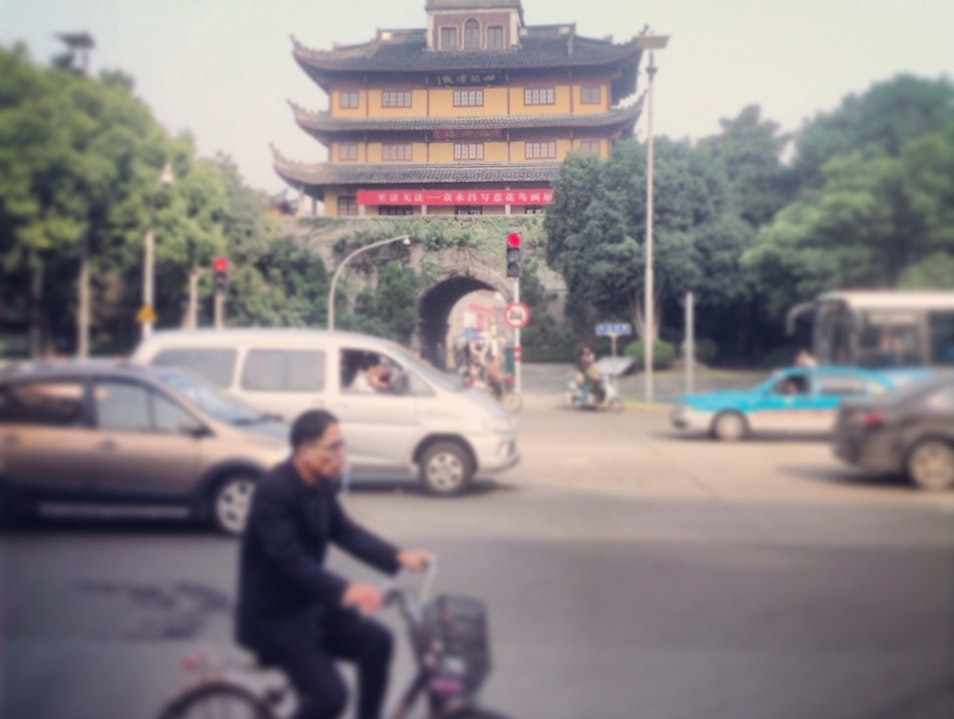 Drum Tower Ningbo  China