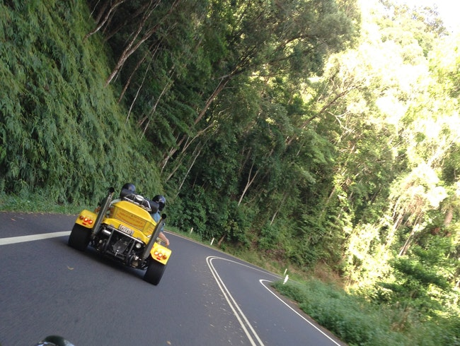 A Windy & Windy Way to Experience Tropical North QLD