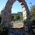 Tinner Hill Memorial Arch Falls Church Virginia United States
