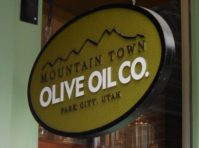 Mountain Town Olive Oil Park City Utah United States