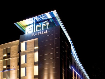 Aloft Hotel Asheville North Carolina United States