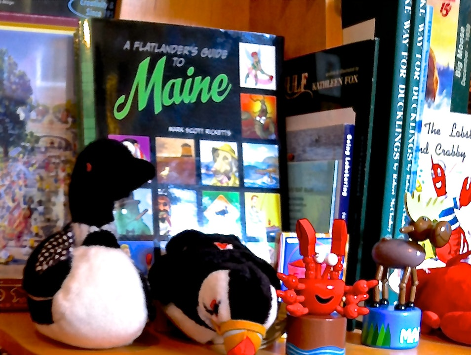 A Creative Toy Boutique Portland Maine United States