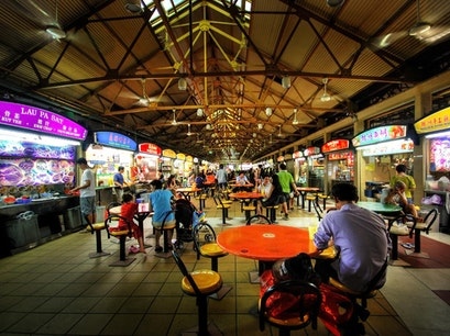 Maxwell Food Centre Singapore  Singapore